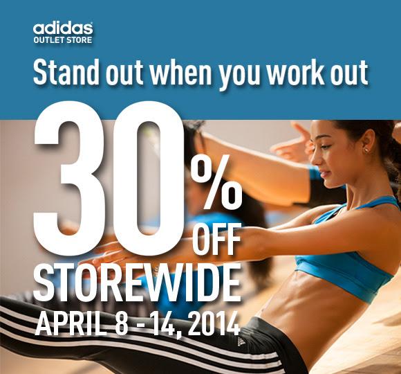 Coupon for: adidas, Storewide Savings