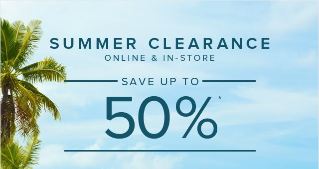 Coupon for: Brooks Brothers, Summer Clearance SALE