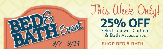Coupon for: Kirkland's, Bed & Bath event