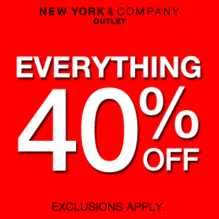Coupon for: New York & Company, Premium Outlets