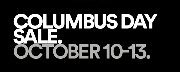 Coupon for: Premium Outlets, Columbus Day SALE