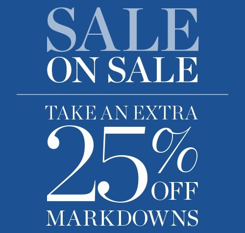 Coupon for: Talbots, SALE on SALE ...