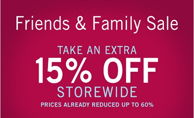 Coupon for: Zales, Friends & Family SALE