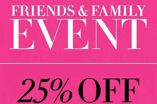 Coupon for: BCBGMAXAZRIA, Friends & Family Event ...