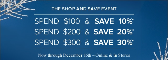 Coupon for: Brooks Brothers, The shop & save event ...