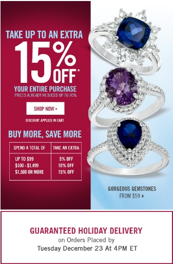 Coupon for: Zales Outlet, Buy more, save more ...