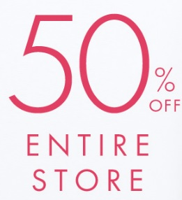 Coupon for: Ann Taylor Factory Stores, entire store on SALE ...