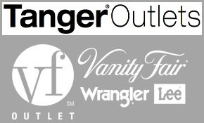 Coupon for: VF Outlet stores at Tanger Outlets, Special SALE