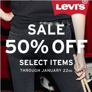Coupon for: Levi's Outlet Store, Orlando Vineland Premium Outlets, End of season SALE