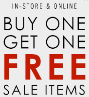Coupon for: Forever 21, BOGO Sale