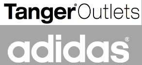 Coupon for: adidas stores, Tanger Outlets, BOGO offer