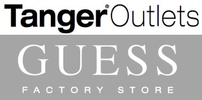 Coupon for: Guess Factory Store, Tanger Outlets, up to 40% off