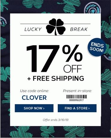 Coupon for: Jockey, Save with coupon