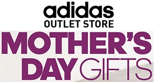 Coupon for: adidas Outlet Stores, Great deals for a great woman