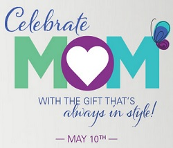 Coupon for: Mother's day Savings, Tanger Outlets