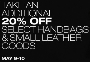 Coupon for: DKNY, Handbags & Small Leather Goods: Now On Sale