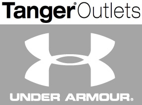 Coupon for: Under Armour, Tanger Outlets, Memorial Day Sale