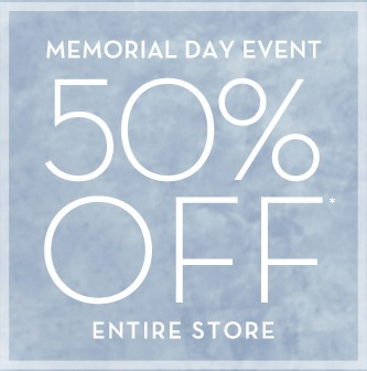 Coupon for: Kasper Outlets, Memorial Day Event 2015