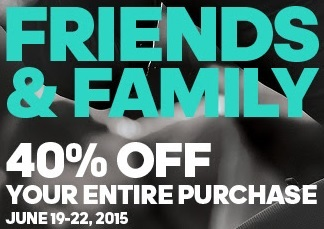 Coupon for: adidas outlet stores, Friends & Family Event ...