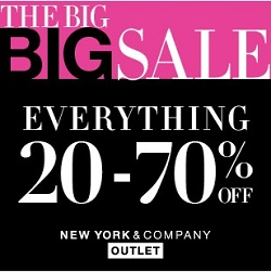 Coupon for: New York & Company Outlet stores, Premium Outlets ...
