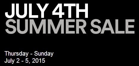 Coupon for: Premium Outlets, July 4th Summer Sale