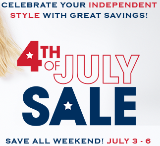Coupon for: Tanger Outlets, 4th of July Weekend Sale ...