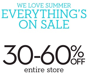 Coupon for: Chico's Outlets, Everything is on Sale