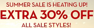 Coupon for: Timberland, Summer Sale 2015