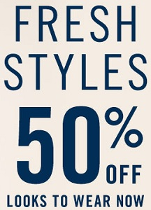 Coupon for: Nautica Factory, Get into fresh styles ...
