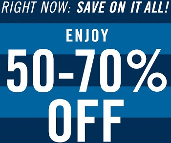 Coupon for: Nautica Factory, Right now: save on it all ...