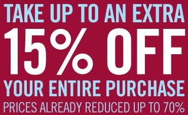 Coupon for: Zales Outlets, Up to an extra 15% off ...