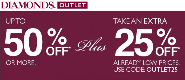 Coupon for: Helzberg Diamonds Outlet, Gorgeous Outlet Finds for Fall