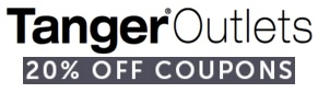 Coupon for: Shopping with coupon at Tanger Outlets ...