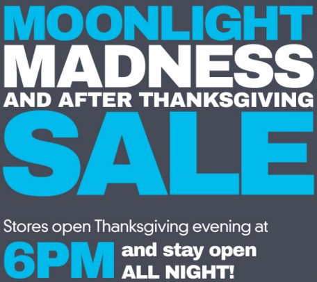 Coupon for: Moonlight Madness at Tanger Outlets ...