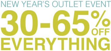Coupon for: Tommy Bahama Outlets, New year's outlet event