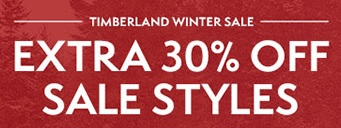 Coupon for: Timberland sale boots with extra discount