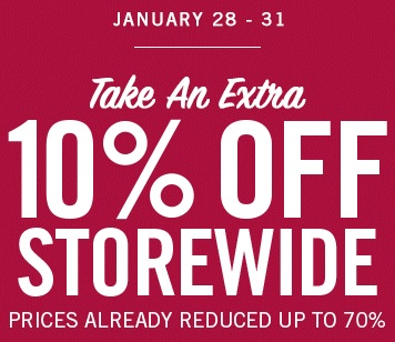 Coupon for: Save extra money at Zales outlet locations