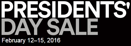 Coupon for: Presidents' Day Sale at Premium Outlets