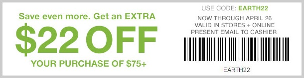 Coupon for: Entire store on sale at Gap Factory