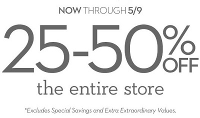 Coupon for:  Mother's Day Sale at Chico's Outlets