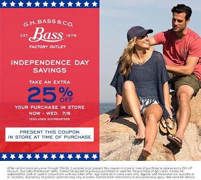 Coupon for: Independence savings at Premium Outlets