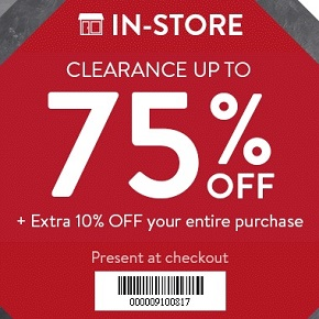 Coupon for: Clearance blowout at Jockey Outlets