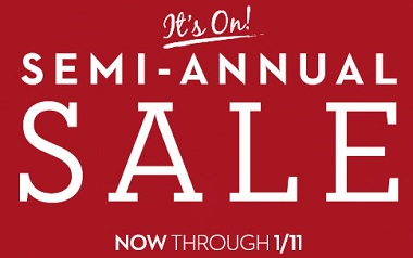 Coupon for: U.S. Chico's Outlets: Semi-Annual Sale