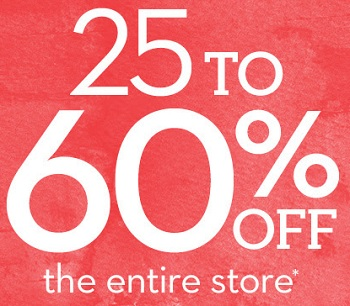 Coupon for: Enjoy Spring Sale at U.S. Chico's Outlets
