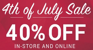 Coupon for: 4th of July Sale is on at Zales Outlets