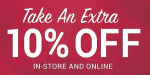 Coupon for: Last chance to enjoy extra savings at U.S. Zales Outlets
