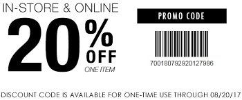 Coupon for: U.S. Tillys Coupon: Get 20% off