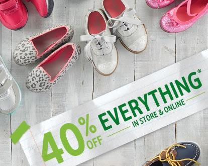 Coupon for: OshKosh B'gosh, 40% discount on ...