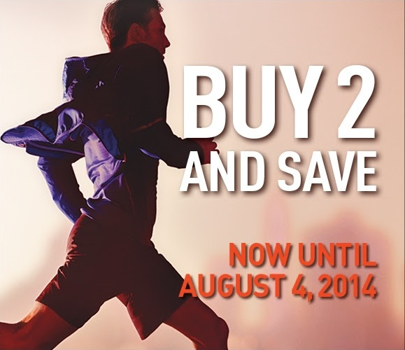 Coupon for: adidas outlet stores, buy 2 items and save money